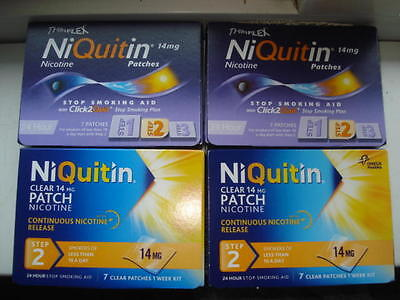 niquitin patches step 2