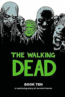 The Walking Dead Book 10 New, Free Shipping