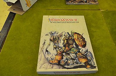 First Edition Warhammer Box Set of Rules - Great Condition