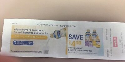 $4 Coupon For Enfamil Ready-to-use