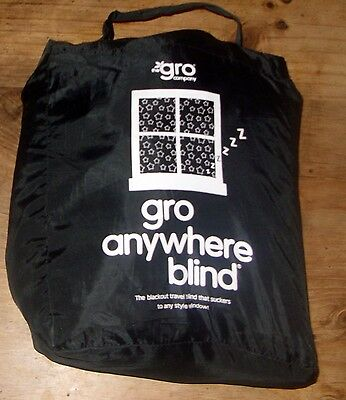 Gro Anywhere Blackout Travel Blind With Bag-bargain