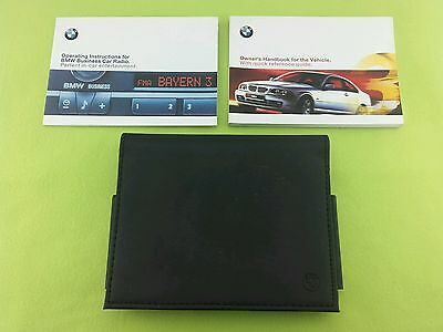 BMW 3 Series E46 Coupe Owners Manual / Handbook + Audio + Wallet - (1999 - 2003)