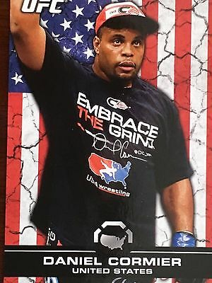 Topps Ufc 2013 Bloodlines Daniel Cormier Card #99 Numbered /188