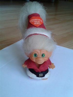 Thomas Dam Scandia House True Troll Doll 1965