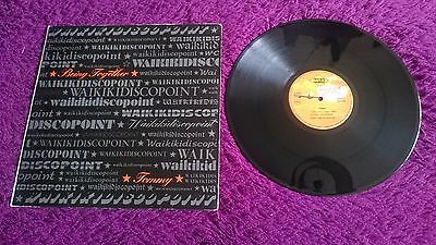 """Tommy – Being Together ,  Vinyl, 12"""" , Spain , 1988 , Max 294"""