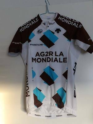 maillot cycliste Hubert DUPONT AG2R tour de france