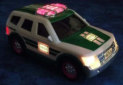 Collectible Hess Gasoline Truck With Lights - Great Shape
