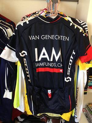 maillot cycliste VAN GENECHTCHEN tour de france