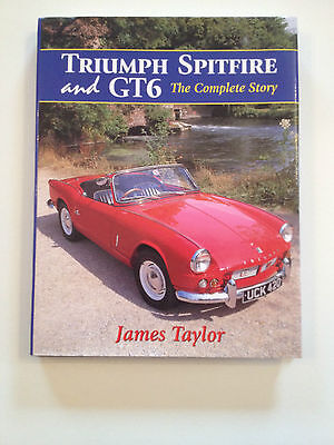triumph spitfire & gt6 the complete story