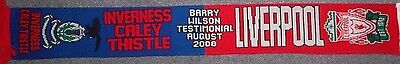 Inverness Caledonian Thistle Fc Vs Liverpool Scarf