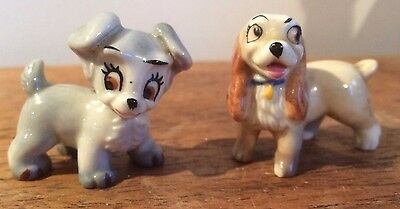 WADE DISNEY LADY & SCAMP LADY AND THE TRAMP 1950s