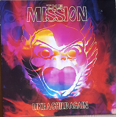 """The Mission – Like A Child Again 12"""" Vinyl"""