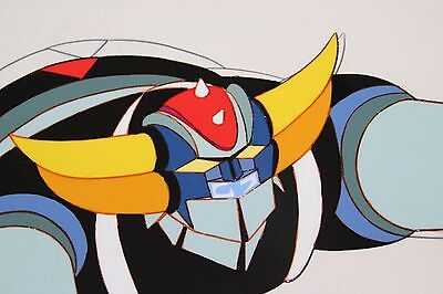 cellulo Goldorak Grendizer cel