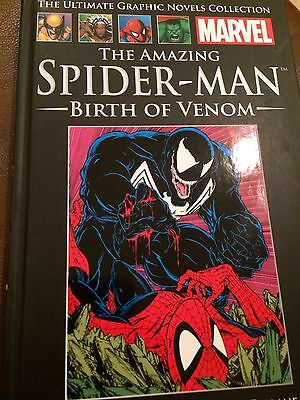 Marvel The Ultimate Graphic Novel Collection - Spiderman Birth Of Venom - 9