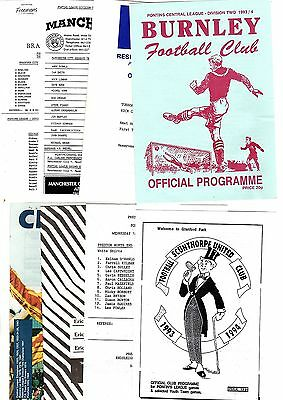 1993-1994  Tranmere Reserves AWAY - Choose the one you want from the list