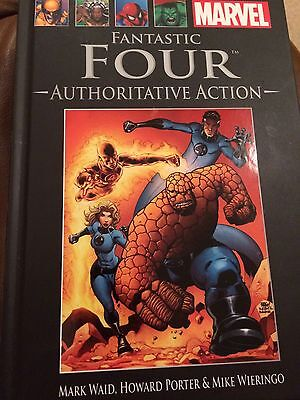 Marvel The Ultimate Graphic Novel Collection - Fantastic Four Authoritative - 31