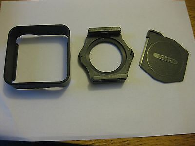 Genuine Cokin A Filter Holder + 49Mm Ring + Cap