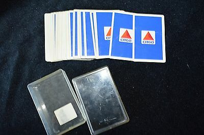 Citgo Gas station playing cards
