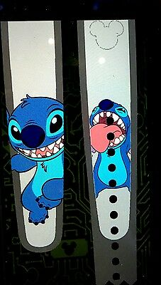 New Disney Stitch Magic Band Choose Your Color Magic Band - Link it Later