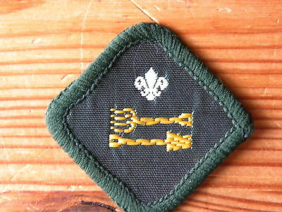 UK Scouting 1980's Scout Activity/Proficiency Badge - Smallholder