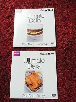 Ultimate Delia Collection  - DVD's x 2