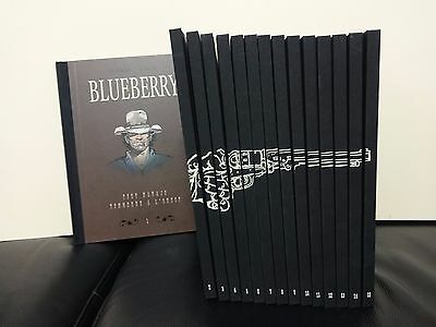 BD Lot Blueberry - éditions le Soir  - N° 1à 15 - E.O - NEUF - Francq