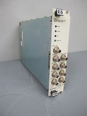 HP / Agilent E1440A 21MHz Synthesized Sweep/Function Generator VXI 75000 Series