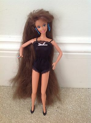 Collectable 1991 Mattel Totally Hair Barbie Doll