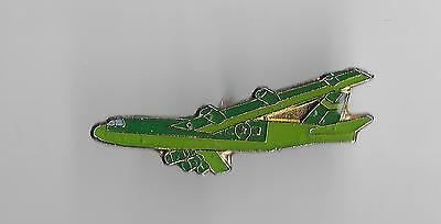 Vintage B-52 Stratofortress Bomber Aircraft 4 old enamel pin