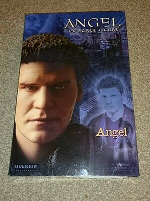 "Angel - Angel 12"" Sideshow Collectibles 1:6 Scale Figure 2006"