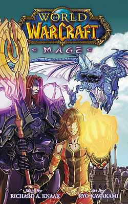 WORLD OF WARCRAFT MAGE Knaak Kawakami  ONE SHOT manga