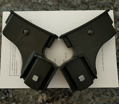 Baby Jogger City Select / Premier Car Seat Adapter - Britax B-Safe 1967210 used