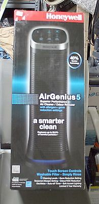 Honeywell Airgenuis 5 Air Cleaner / Odour Reducer - Hfd323C
