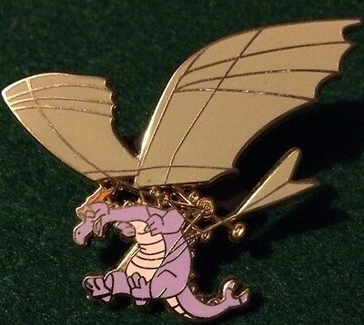 Disney-WDW - Figment - Flying Figment LE 1000 Pin