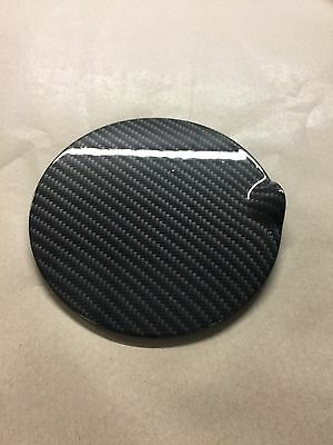 Mini One Cooper Fuel Flap Hydro Dipped Carbon Fibre Mirror Covers HydroDipped