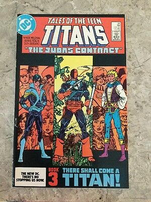The New Teen Titans #44 Collection