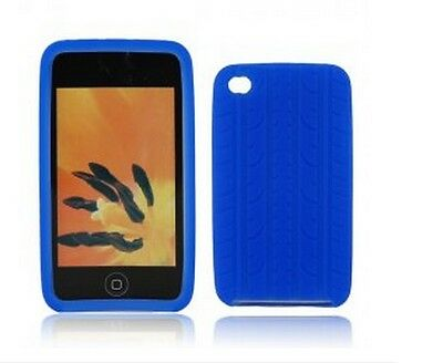 iPod Touch 4. Generation Hülle Reifenabdruck Cover Tire