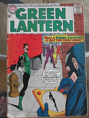 Green Lantern  #29 (1964) Clean Complete,silver Age Beauty..gd/vg