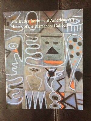 Butler Institute of American Art Index of the Permanent Collection 1997