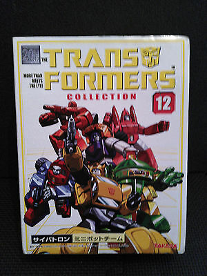 Transformers G1 MINIBOTS Takara Collection 12