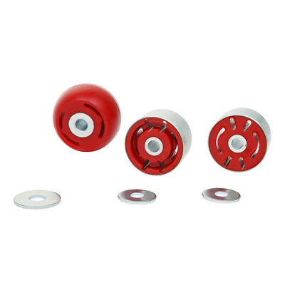 Nolathane NEK3 Rear Diff Bush Kit BF2 FG FGX Falcon SY SZ Territory 89.2mm