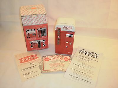 """1994 Musical Coca Cola Bank Plays """"It's The Real Thing"""""""