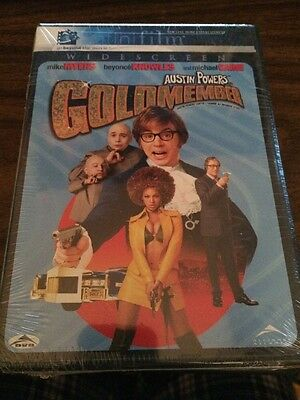 Austin Powers in Goldmember DVD Brand New Mike Myers Widescreen Beyonce