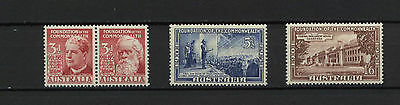 Australia MH Set Pence Issues 1901 Commonwealth Foundation D132