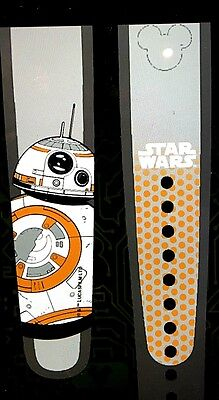 New Disney World Star Wars BB-8 Magic Band U Pick Color  - Link It Later