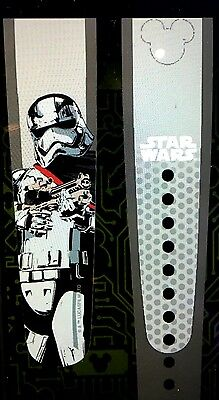New Disney World Star Wars Captain Phasma Magic Band U Pick Color -Link It Later
