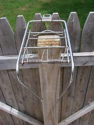 """AMF ROADMASTER BIKE FRONT RACK VINTAGE OLD BICYCLE 26"""" PART 1960s ? RARE"""