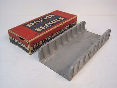 Vintage Lionel O Gauge 314 GIRDER BRIDGE with Original Box Accessory