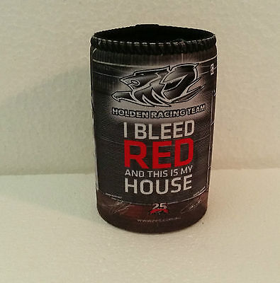 Holden Can Cooler Hrt V8 Super Cars I Bleed Red This Is My House
