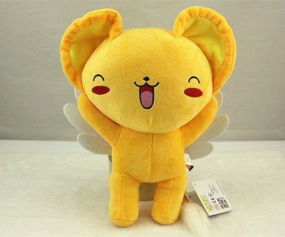 "Card Captor Sakura Plush Doll 12"" Soft Toy Cosplay Cute Best Gift US Ship"